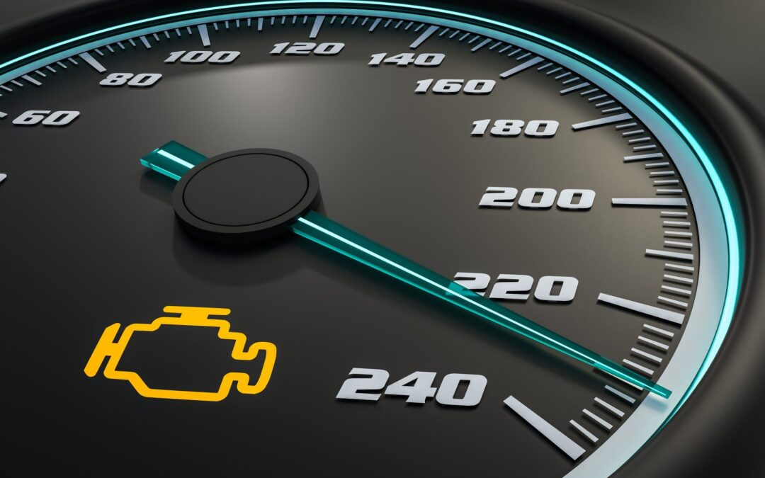 What To Do When Your Check Engine Light Comes On!